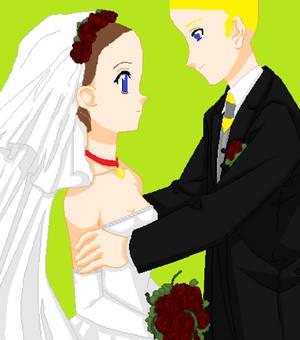 Wedding Of Maryland And Washington