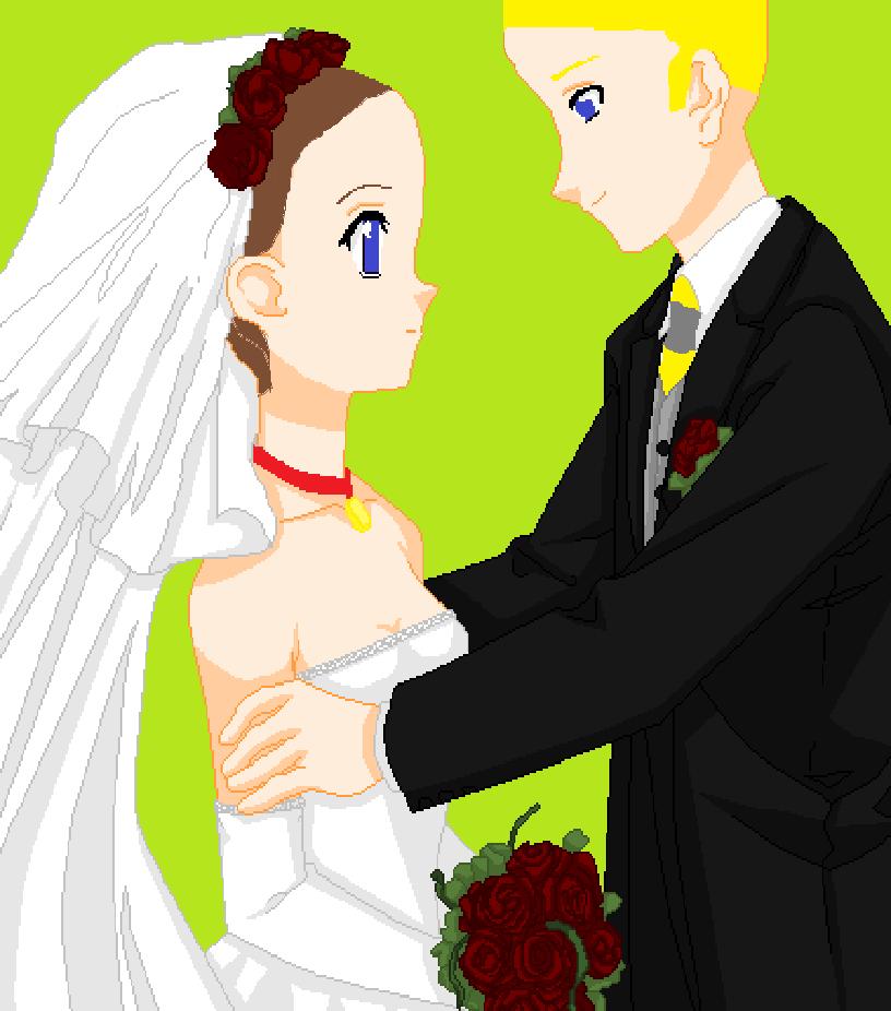 Wedding Of Maryland And Washington by moulinrougegirl77