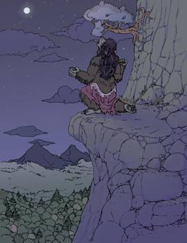 [Personal]-Prayer To Goddess Moon