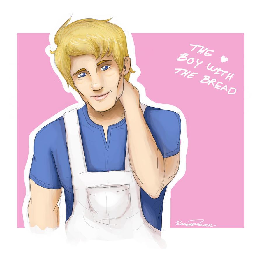 Bread Boy .. by Raspuss