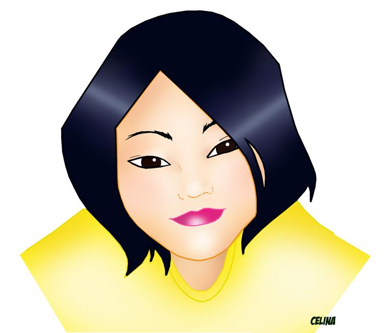 Olivia Yelp by ChibiCelina