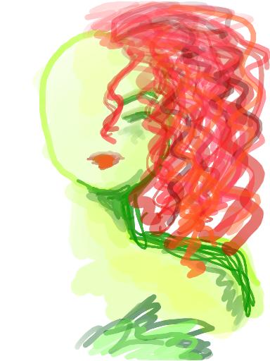 Poison Ivy by ChibiCelina