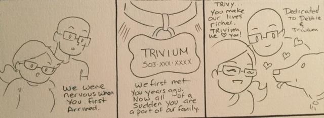 Trivium by ChibiCelina