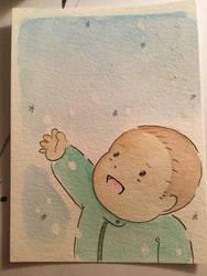 Baby Clark by ChibiCelina