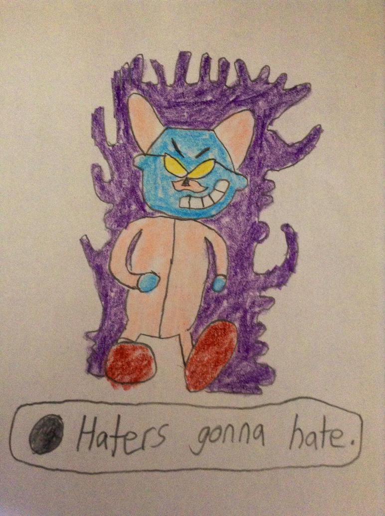 Earthbound HALLOWEEN HACK: Haters Gonna Hate by xandermartin98 on ...