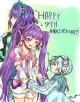 Tales of Graces 9th Anniversary