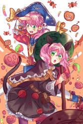 Escha Halloween Party
