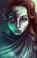 The Porcelain Mask by Faithful-Imagination
