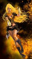 Yang is that You? - RWBY by eollynart