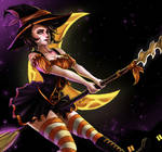 League of Legends - Bewitched Nidalee