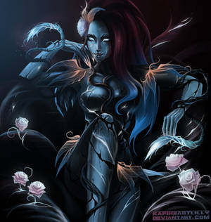 League of Legends - Haunted Zyra