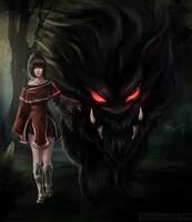 Black Desert Online - Tamer/Beast Master by eollynart
