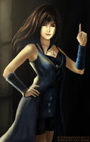 Rinoa Heartilly - FF VIII by eollynart
