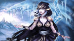 League of Legends - Ashe (NSFW optional)