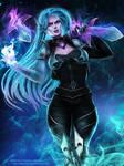 League of Legends - Deathsworn Katarina /nsfw opt
