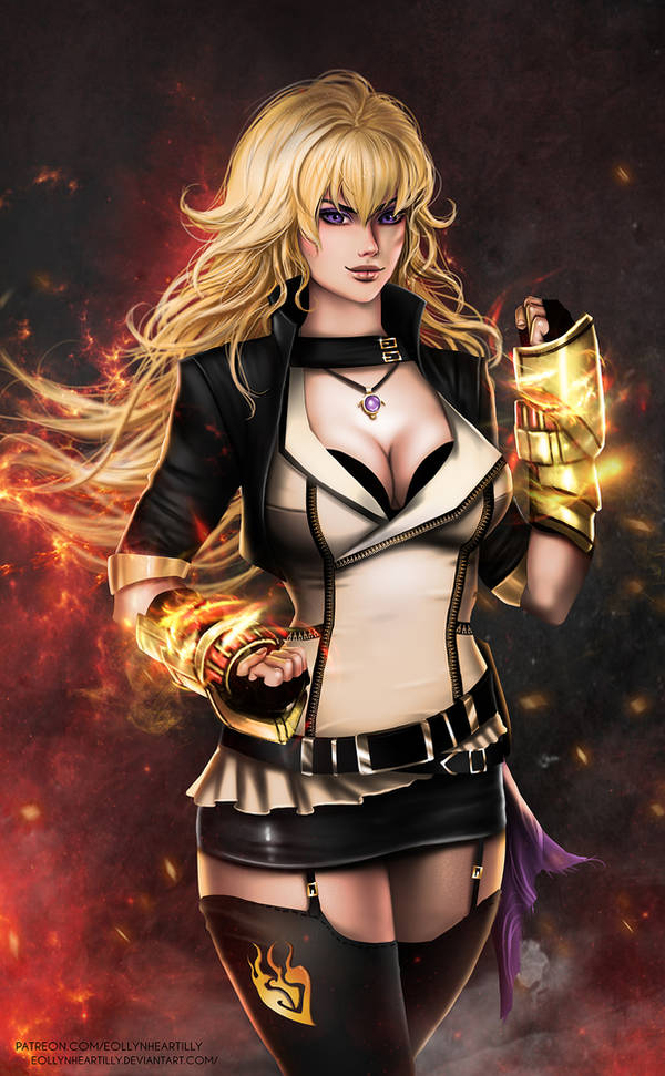 Yang [Commisson] by eollynart