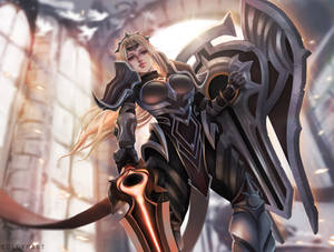 League of Legends - Solar Eclipse Leona