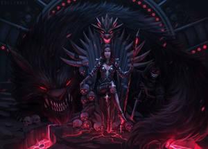 BDO - ''Art of Thrones'' Art Contest Entry