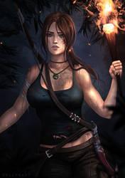 Lara Croft (reworked)