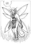 Mori Draconic Fairy
