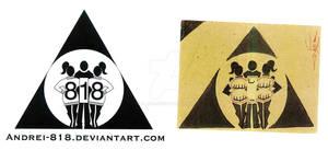 A-818 Old Logo