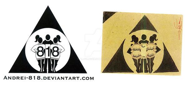 A-818 Old Logo by AL-818
