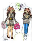 Lulu's Luisa and Asiul Swap - colored