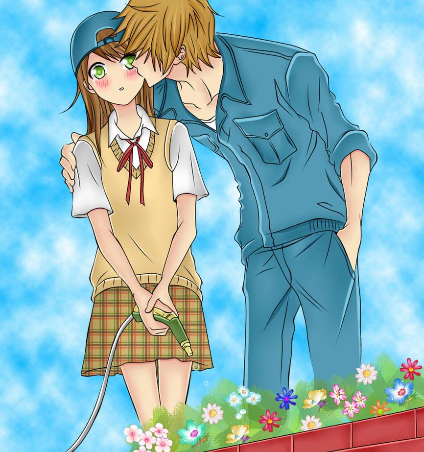 dengeki daisy anime - photo #2