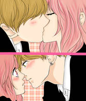 Ao Haru ride Color-34 by kurenaishirayuki