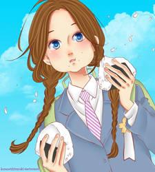 Here i am! - Hibi Ryuusei
