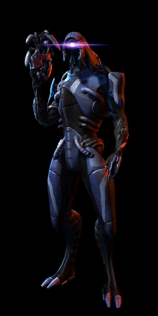 Mass Effect  Tali Build