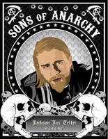 Sons of Anarchy - Jax Teller by chadtrutt