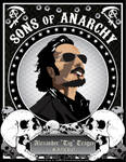 Sons of Anarchy - Tig Trager