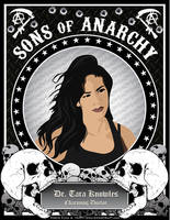 Sons of Anarchy - Tara Knowles by chadtrutt