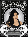 Sons of Anarchy - Tara Knowles