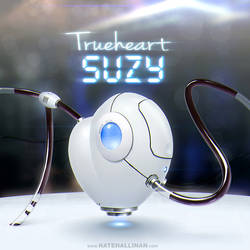 Trueheart Suzy by NateHallinanArt
