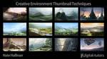 Creative Environment Thumbnail Techniques