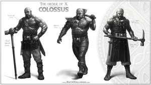 The Order of X - Colossus