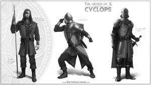 The Order of X - Cyclops