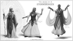 The Order of X - Stormbringer