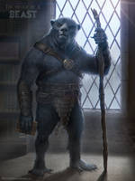 Beast - The Order of X by NateHallinanArt