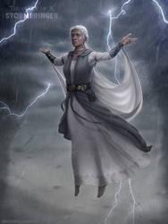 Stormbringer - The Order of X by NateHallinanArt