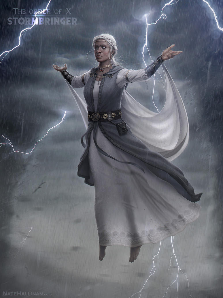 Druid Circle: Circle of Storms | GM Binder