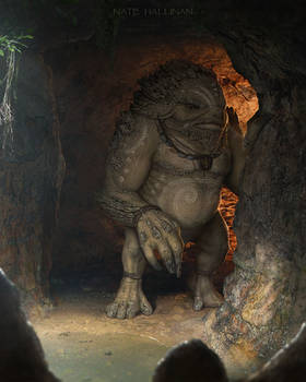 Goron Cave Guard
