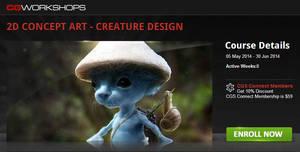 2D Concept Art Workshop