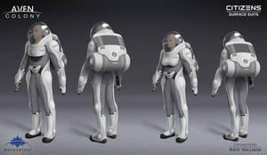Citizen Surface Suit