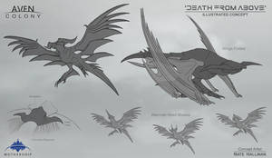 Death from Above Alien