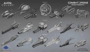 Combat  Drone Thumbs 1