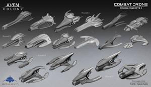 Combat  Drone Thumbs 2