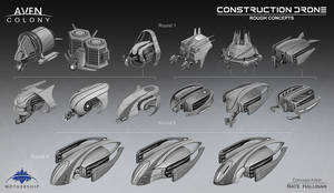 Construction Drone Thumbs